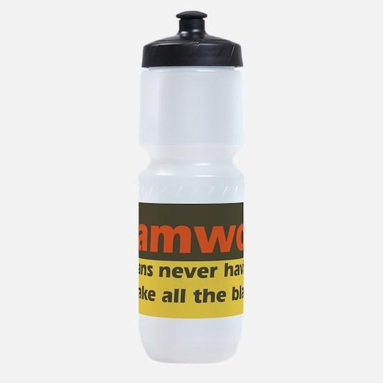 Teamwork Sports Bottle