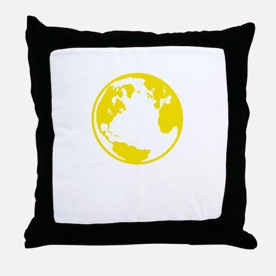 Rothbard World Throw Pillow