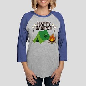 Happy Camper Long Sleeve T-Shirt