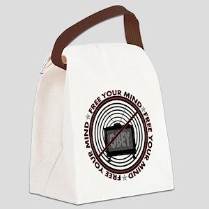 notv_shirt Canvas Lunch Bag