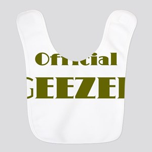 Official Geezer Bib