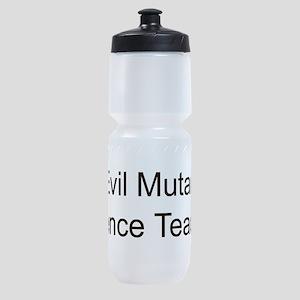Evil Mutant Science Teacher Sports Bottle