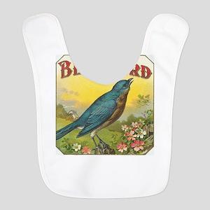 Blue Bird Bib