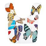 Beautiful Butterflies Bib
