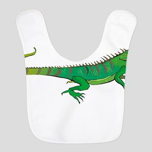 Iguana Bib
