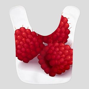 Raspberries Bib