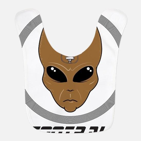 Alien Football Head Bib