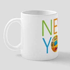 New York Taxi Mug