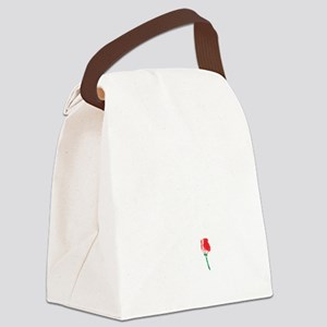 pug copy Canvas Lunch Bag