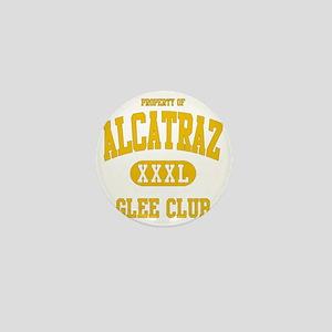 ALCATRAZ_GLEE_CLUB Mini Button