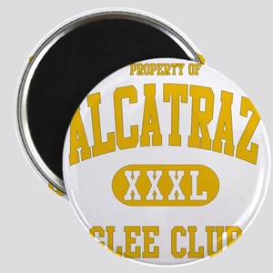 ALCATRAZ_GLEE_CLUB Magnet