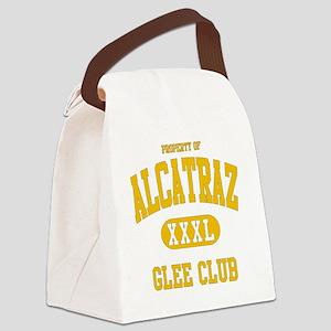 ALCATRAZ_GLEE_CLUB Canvas Lunch Bag
