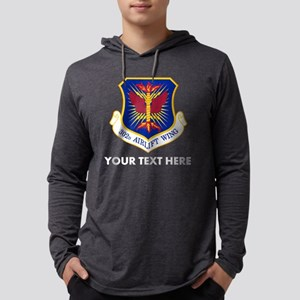 Personalized USAF 302D Airlift W Mens Hooded Shirt