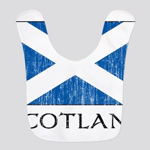 Scotland Flag Bib