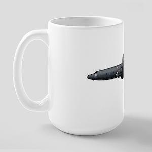 ec121_mged Large Mug
