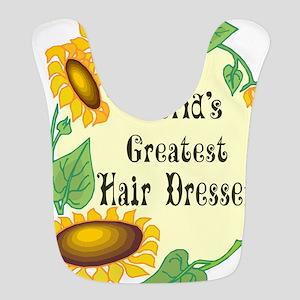 Worlds Greatest Hair Dresser Bib