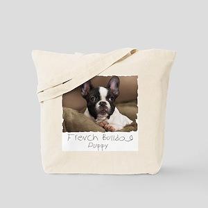 F pup shirt Tote Bag