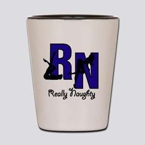 RN Really Naughty copy Shot Glass