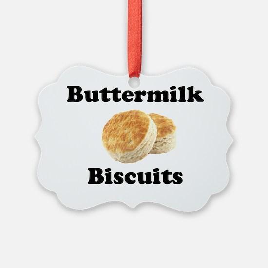 Buttermilk-Biscuits Ornament