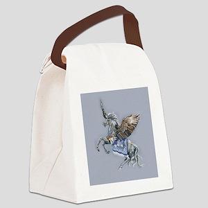 NorthWindOrn Canvas Lunch Bag