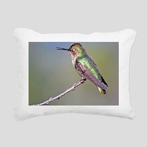 001 Rectangular Canvas Pillow