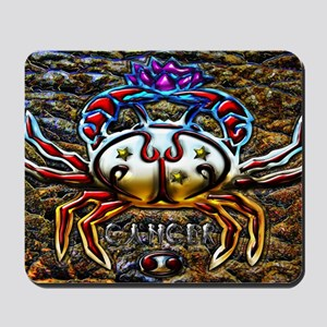 Cancer 17 x 11 Mousepad