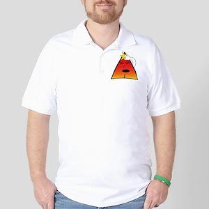 Nick Nitwit Golf Shirt