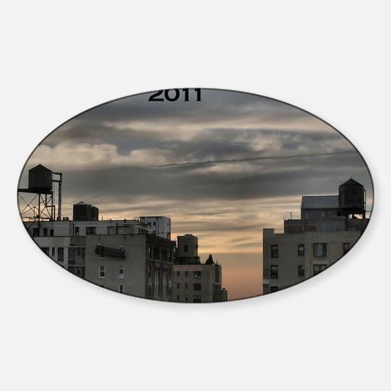 Cover Sticker (Oval)