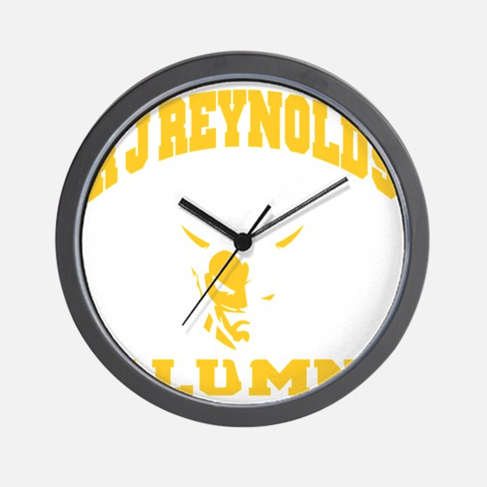 ALUMNI74 Wall Clock