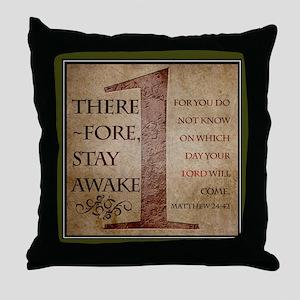 Week01CycleA-10x10_apparel Throw Pillow