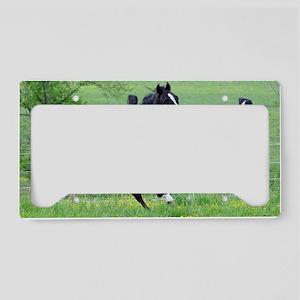 spring_walker_mini License Plate Holder