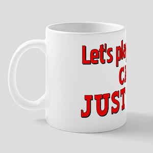 JUSTTHETIP Mug