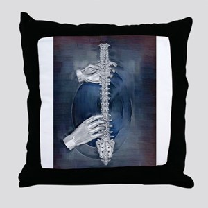 dcb76 Throw Pillow