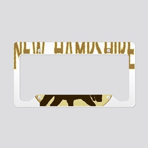 NHMoose License Plate Holder