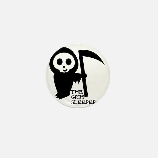 Baby Reaper Mini Button