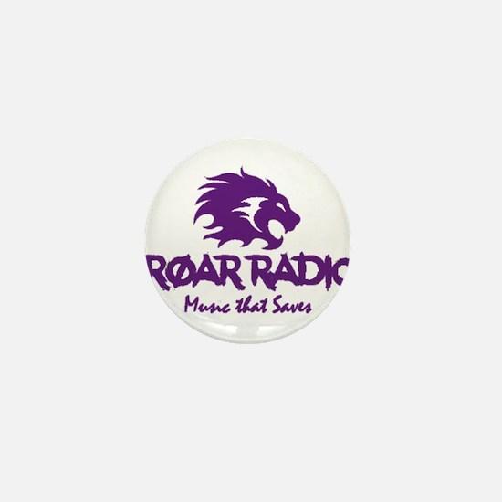 OG ROAR Mini Button