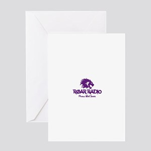 OG ROAR Greeting Cards