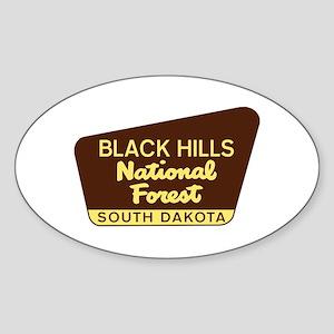 Black Hills National Forest South Dakota Sticker