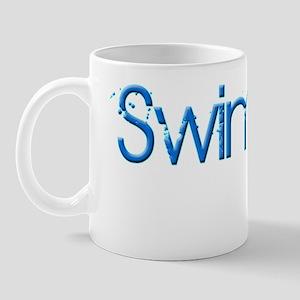 swimmer copy Mug