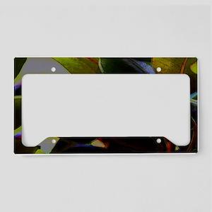 tree_frog copy License Plate Holder