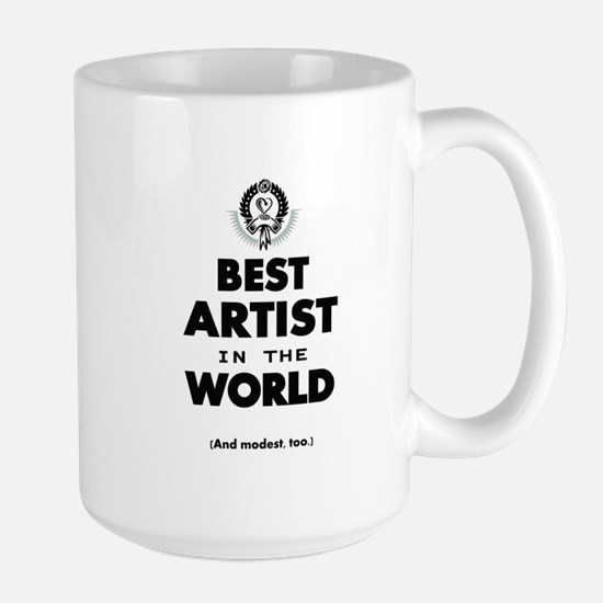 The Best in the World – Artist Mugs