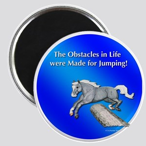 obstaclepony2 Magnet