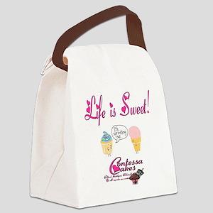 11x11_pillow Canvas Lunch Bag