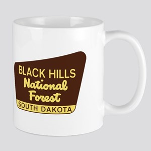 Black Hills National Forest South Dakota Mugs