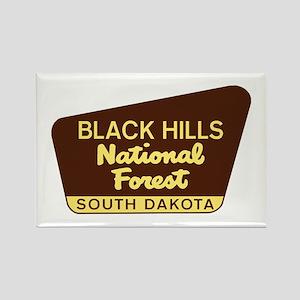 Black Hills National Forest South Dakota Magnets