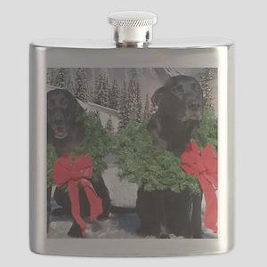 Christmaslabs 12x16  orggood Flask