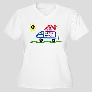 6x3.776 Plus Size T-Shirt
