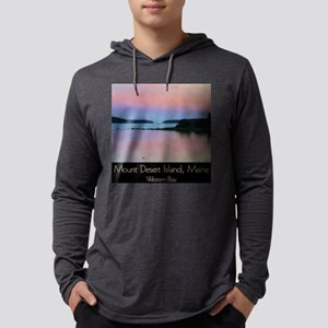 Mount Desert Island - Western Long Sleeve T-Shirt