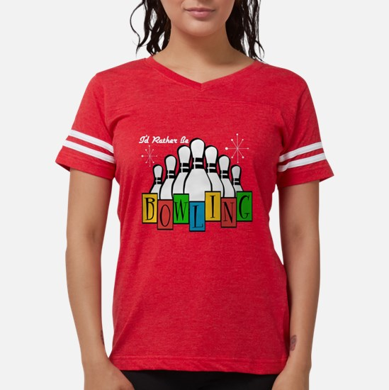 Rather Be Bowling T-Shirt