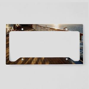 Zaandam License Plate Holder